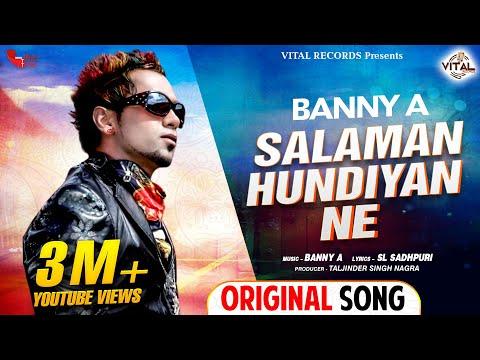 Salaman Hundiyan Ne | Banny A | Full HD Video Song | New Punjabi Song | Latest Punjabi Songs