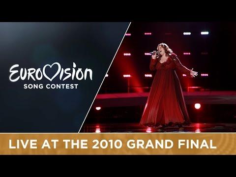 Hera Björk - Je Ne Sais Quoi (Iceland) Live 2010 Eurovision Song Contest