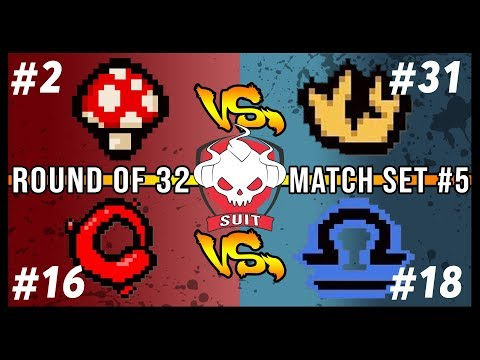 Sinvicta's Ultimate Isaac Tournament! Set #5 [Round Of 32]
