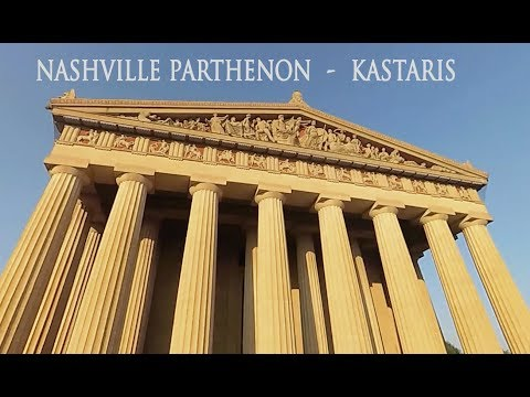 Nashville Parthenon  - Echoes of Athens in America