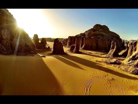 Sahara Adventure - Algeria !! New video / Images inédites !! By Sammy B. - Gopro HERO 3