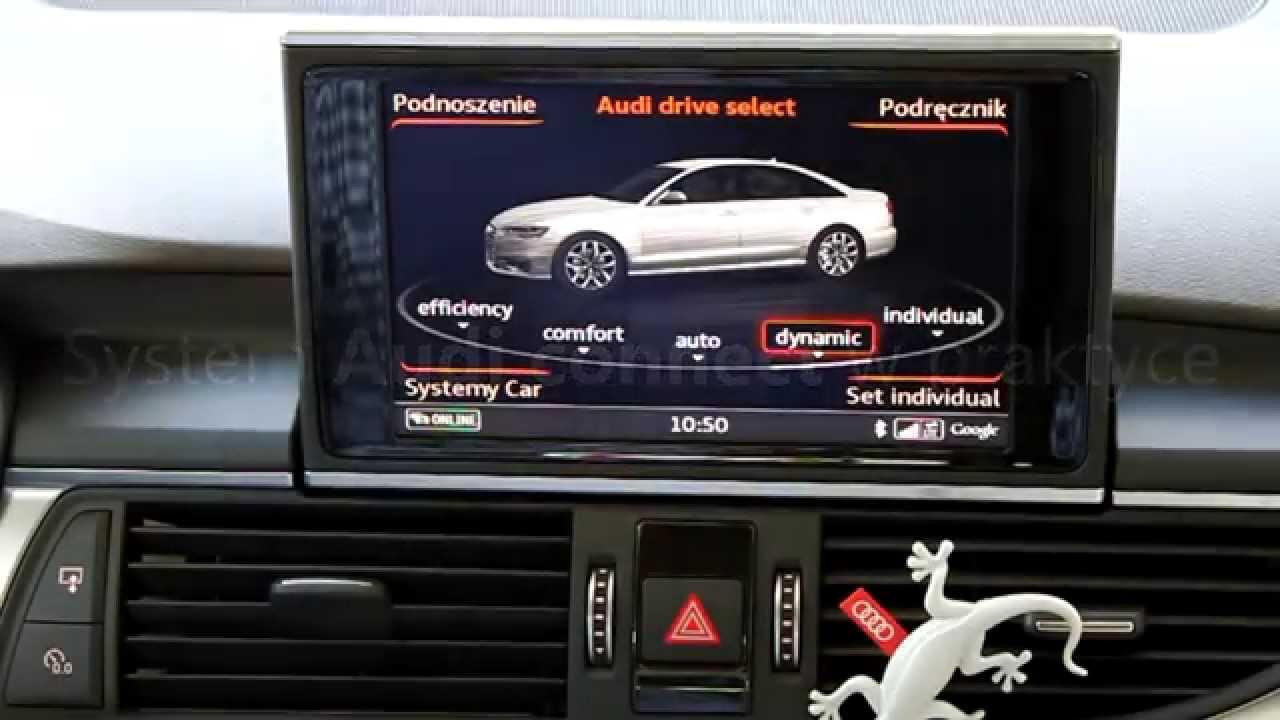 [PL] Jak działa system Audi connect (Polska) w praktyce