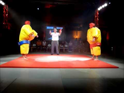 1. Köschinger SUMO Marktmeisterschaft - Die Kämpfe