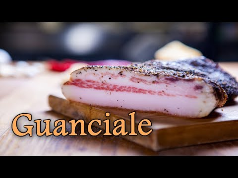 How to make Guanciale/Roman Carbonara
