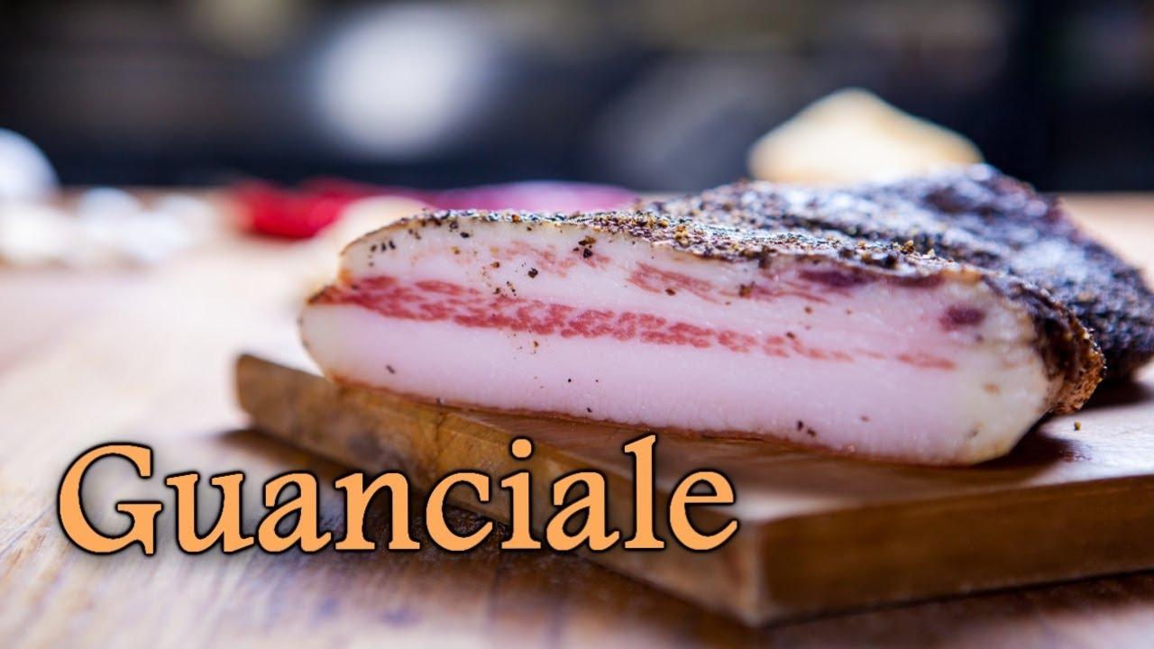 How to make Guanciale/Roman Carbonara