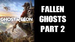 Ghost Recon Wildlands Fallen Ghosts DLC Part 2 (PS4)