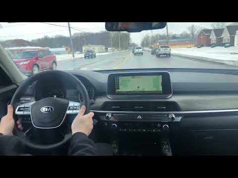 2020 Kia Telluride Smart Cruise w/ Stop &Go