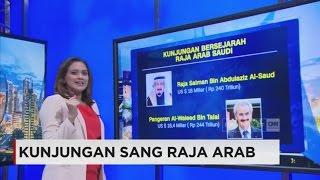 Kunjungan Bersejarah Raja Arab Saudi ; Raja Salman ke Indonesia