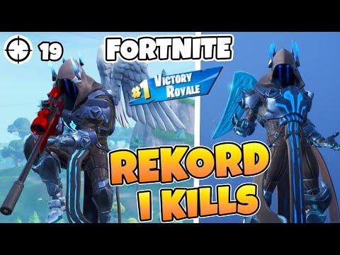 LÅSER UPP ICE KING I FORTNITE *NYTT REKORD - 19 KILLS* SOLO vs DUO