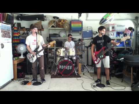 Pulling Teeth by Green Day: band cover