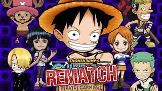 3G1U One Piece: Pirates Carnival: REMATCH!
