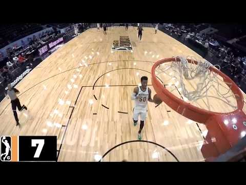 NBA G League Top 10 Plays of January!