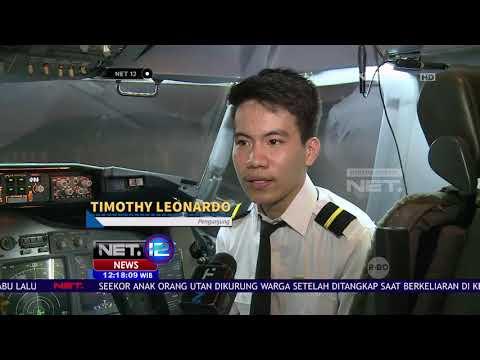 Yang Baru! Belajar Jadi Pilot