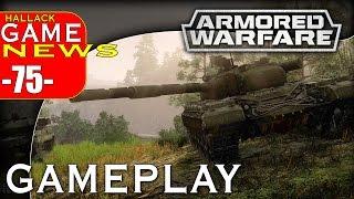 Armored Warfare - gameplay i omówienie