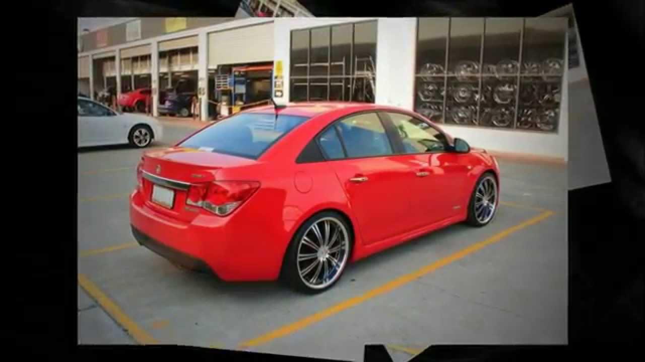 "Holden Cruze custom rims 20"" inch BSA G2 180 machined ..."