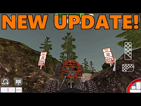 Gigabit Off-Road   NEW UPDATE! ROCK BOUNCER BUILD And NEW MAP EXPLORATION!