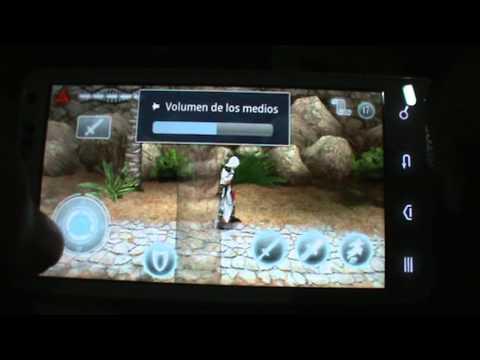 juegos motorola motoluxe xt615 (Assassins Creed)
