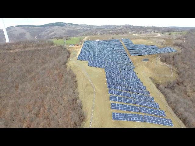 ETM Enerji 1mW Bilecik Bozüyük Güneş Enerji Santrali