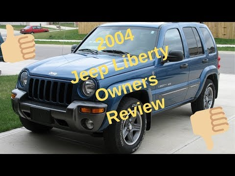 !!!Watch Before You Buy!!! Owner Review of 2004 Jeep Liberty
