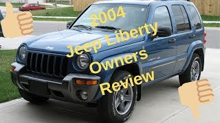 Owner Review of 2004 Jeep Liberty