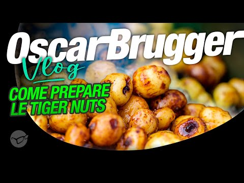 Come Preparare Le Tiger Nuts - Oscar's IPhone Vlog | Carpfishing