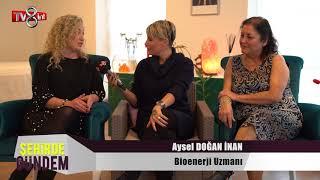 TV8 - Şehirde Gündem┊Evrensel Yaşam Enerjisi - 18.02.2018