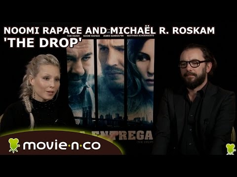 'The Drop':  with Noomi Rapace and Michaël R. Roskam