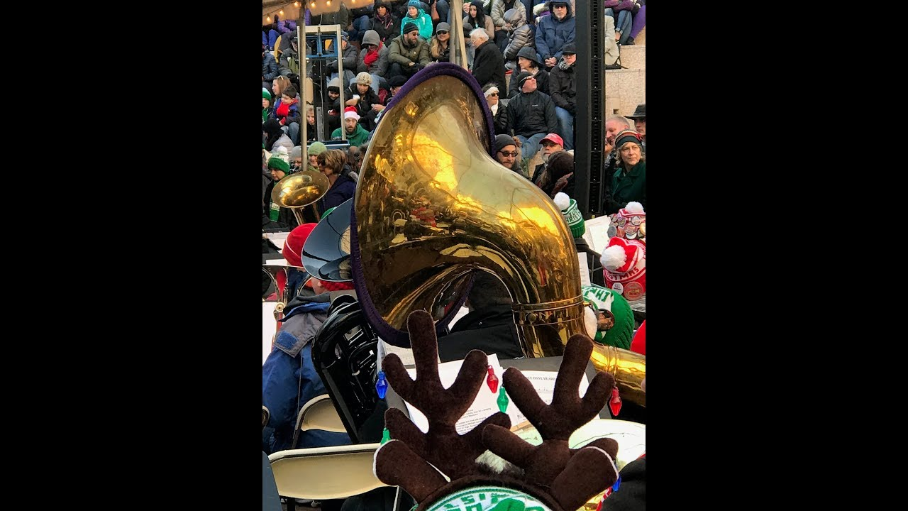 Portland Tuba Christmas 2019 27th Annual Tuba Christmas Concert 2017 Portland, Oregon   YouTube