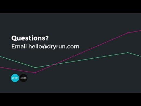 Dryrun - 4 Minute Tour