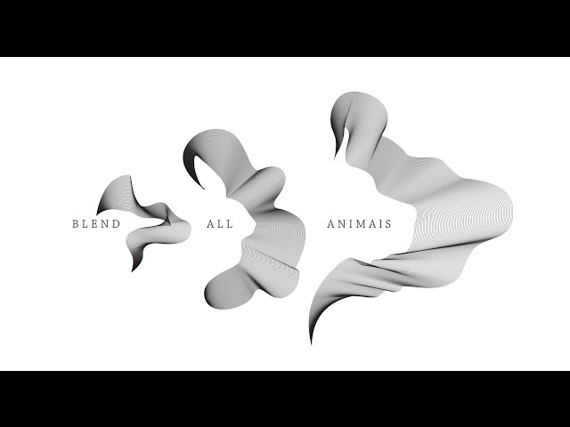 Graphic Design | Animals Blend | Adobe Illustrator/Photoshop
