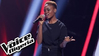 "Play Video 'Bunmi Oshin sings ""Only Girl (In The World)"" / Blind Auditions / The Voice Nigeria Season 2'"