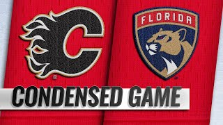02/14/19 Condensed Game: Flames @ Panthers