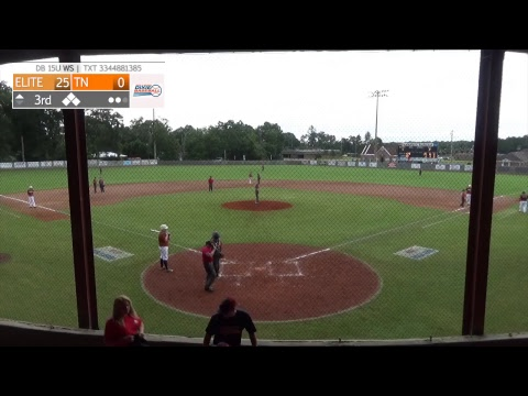 Joelton, TN vs. Mississippi Elite - DB 15U WS
