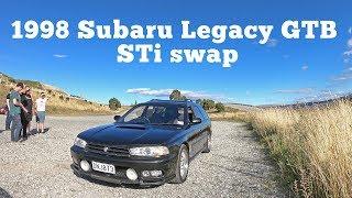 1998 Subaru Legacy GTB STi Swap