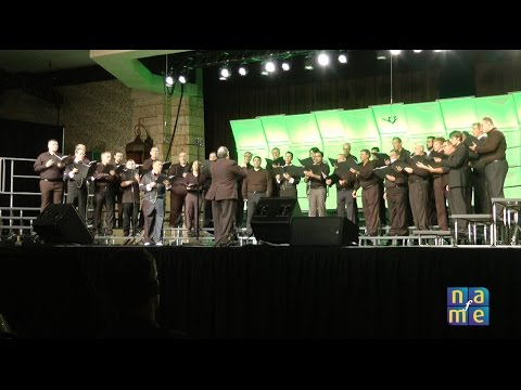 Male Directors' Chorus - Loch Lomond (NAfME 2016 National In-Service Conference)
