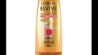 L'oreal Elvive balsamo capelli olio straordinario