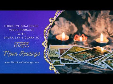 Episode 104 – FREE Full Moon Readings
