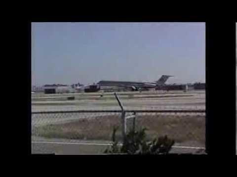 Long Beach Airport Planespotting: 6/24/00