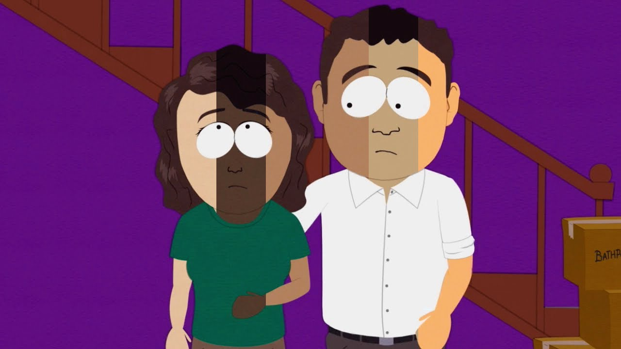 south park the stick of truth   all different parents