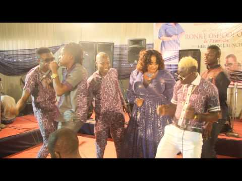 Xsmile, Ronke Oshodi Oke 9ice and Pasuma Live Perfomance @ Ronke Oshodi Oke Birthday/Album Launching