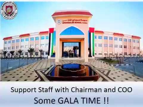 Springdales School Dubai - A DAY OUT with Support Staff