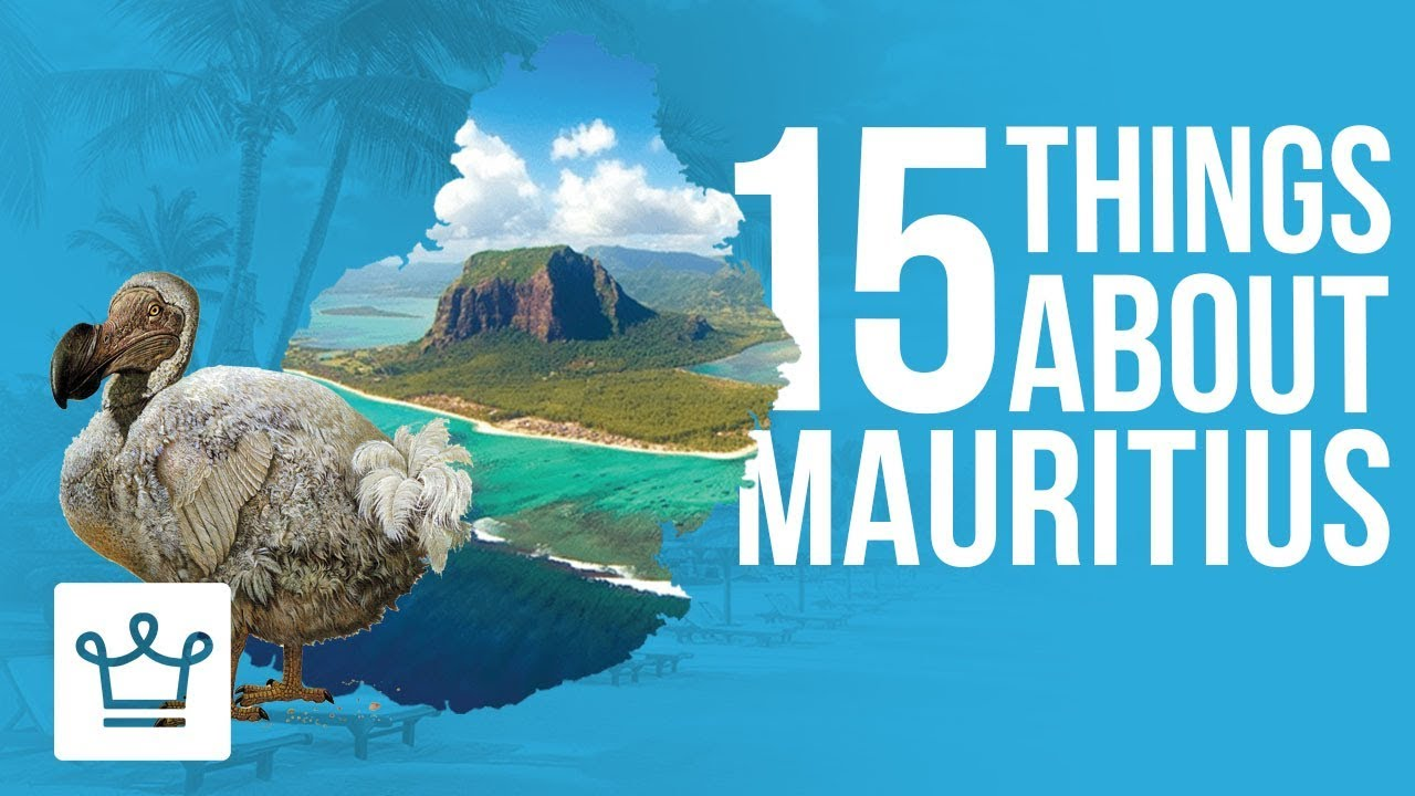 15 things you didn t know about mauritius youtube