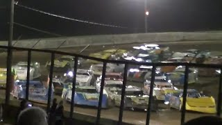 RUSH Crate Late Model | Eriez Speedway