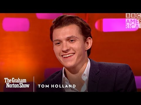 Thumbnail: Tom Holland Was a Bad Wolf - The Graham Norton Show