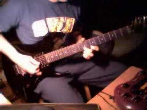 Airwolf theme on guitar