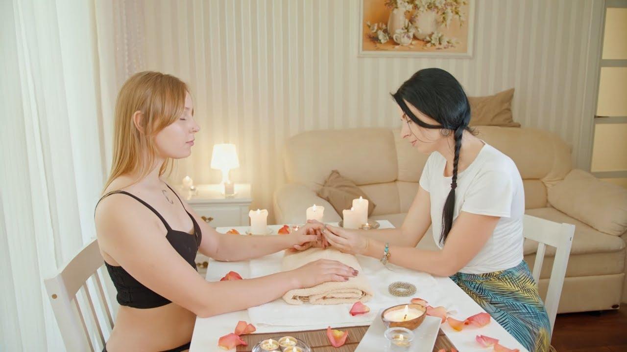ASMR | MASSAGE | asmr woman hand massage no talking