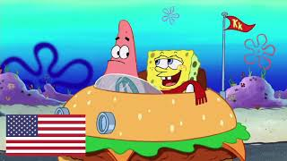 countries portrayed by spongebob part 2