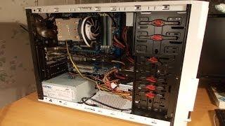 Cборка Snow Edition | Phenom II X4 945 + GTX 650 TI + Thermaltake Snow Edition Commander MS-I