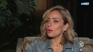 فيديو صدمة ريم البارودي: كنت زوجة لأحمد سعد وليست مجرد خطيبة