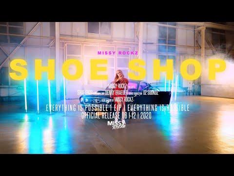 SHOE SHOP by MISSY ROCKZ out now! MISSY zeigt euch die bequemsten High Heels der Welt!